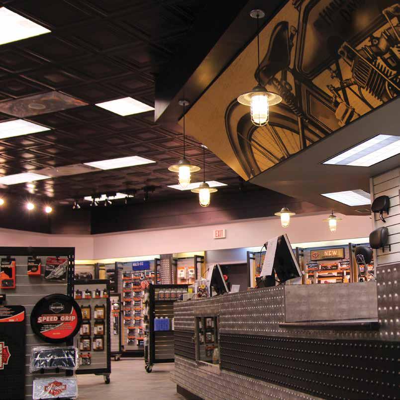 ATI ceiling tiles