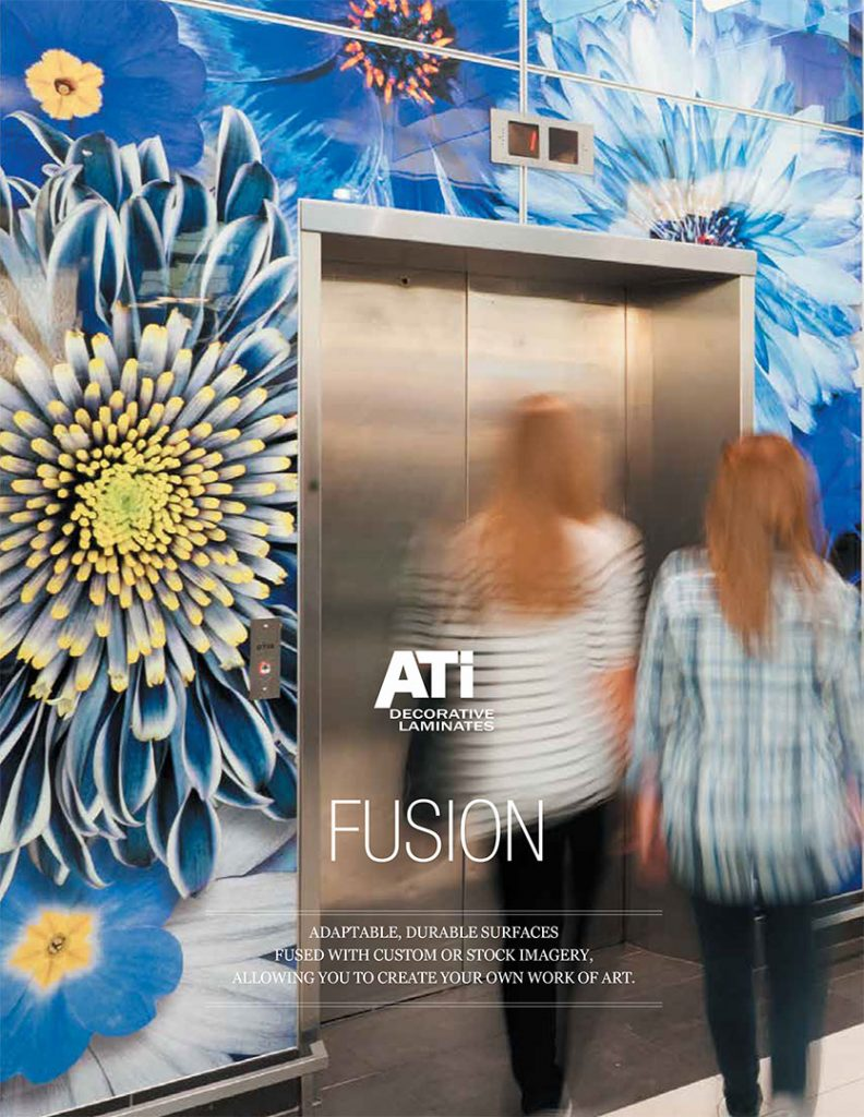 ATI Decorative Laminates Fusion