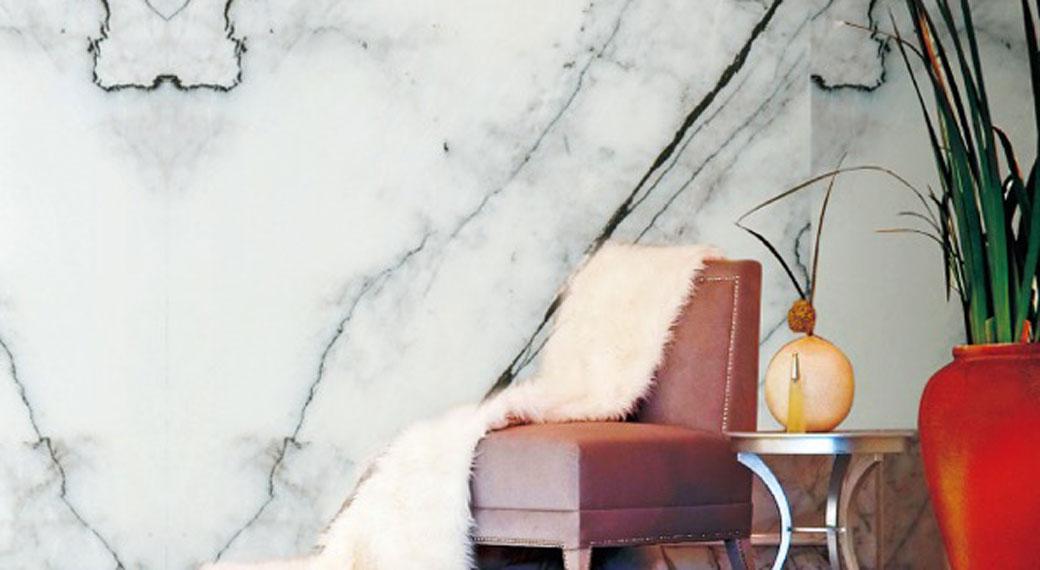 Sorccia stone white marble